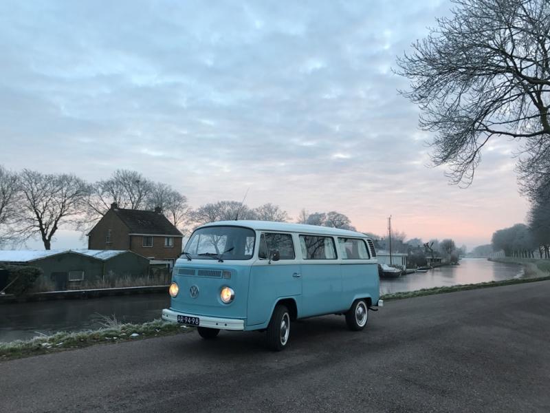 VW T2 bus huren