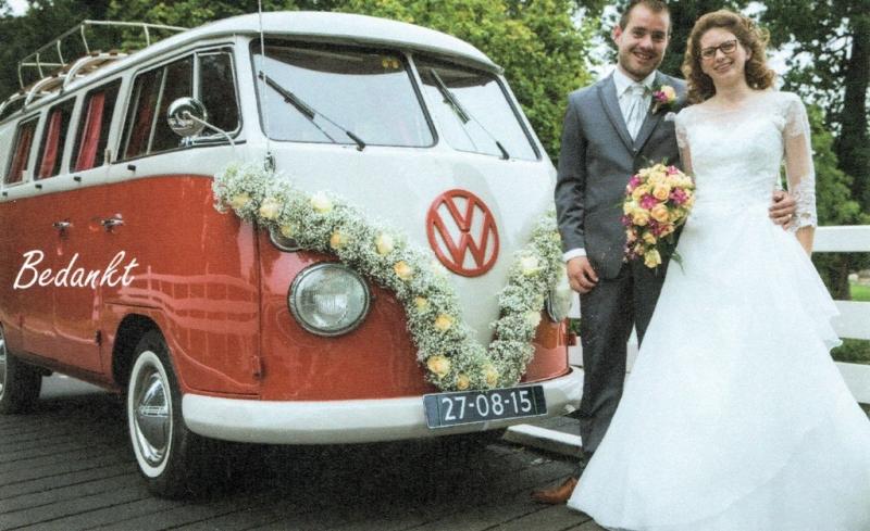 Volkswagen-busje huren