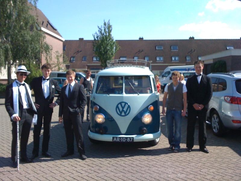 Volkswagen T1 huren?