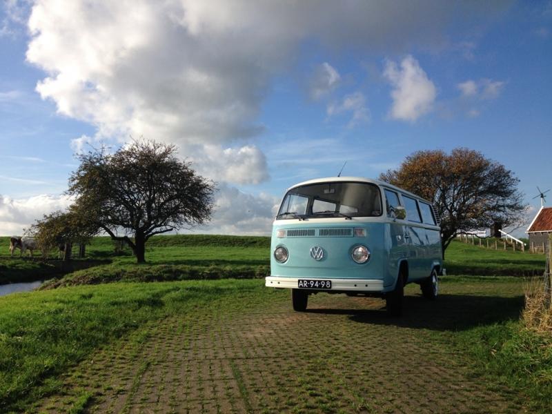 Volkswagen T2 huren
