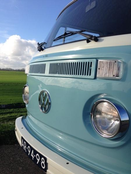 Volkswagen busje huren als trouwauto